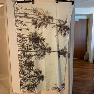 Samudra palm sarong pareo